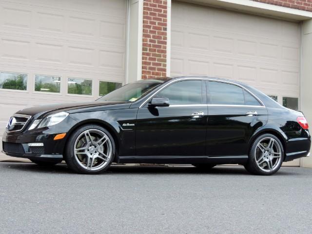 2011 Mercedes Benz E Class E63 Amg Stock 289404 For Sale