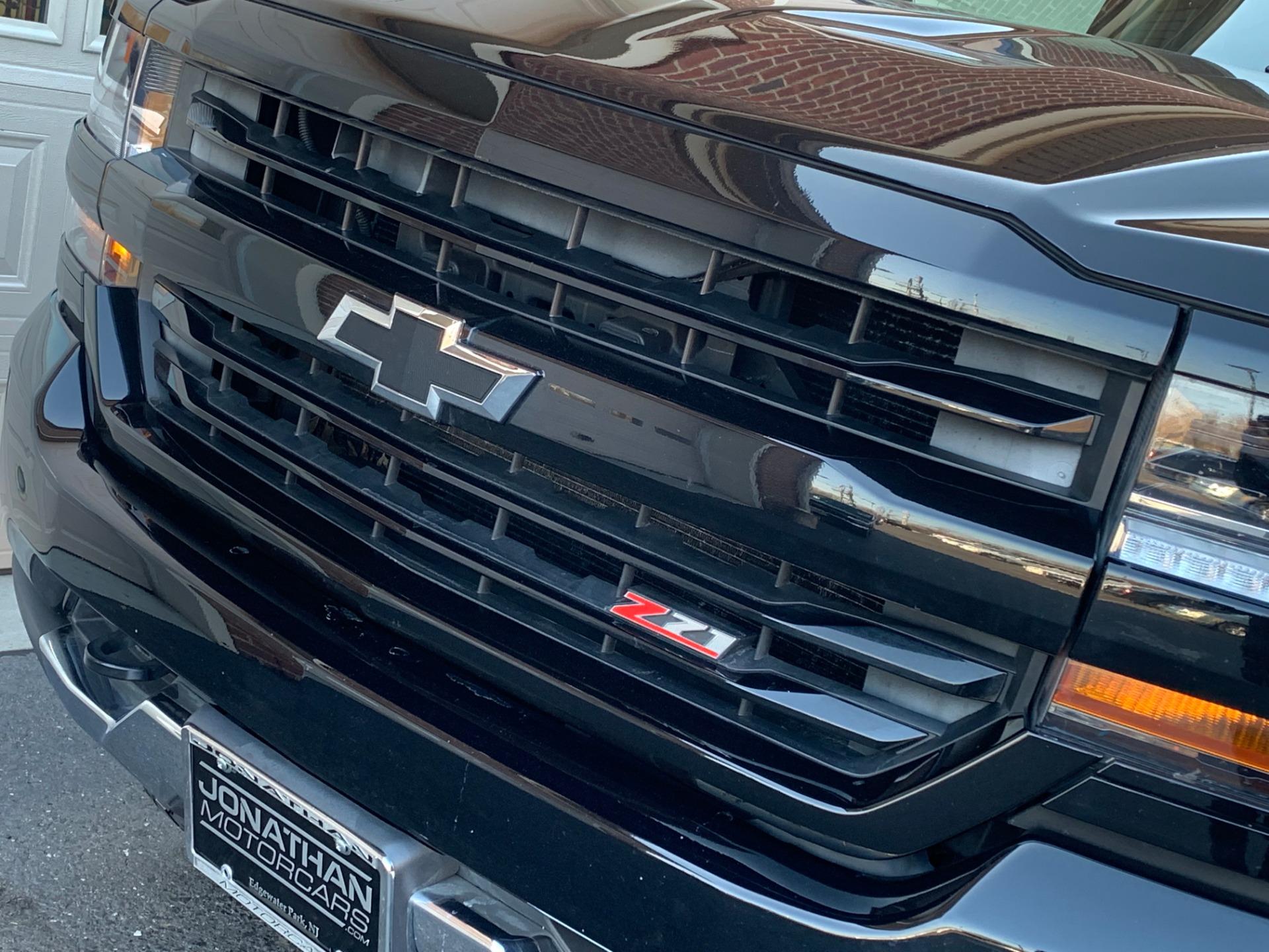 2016 Chevrolet Silverado 1500 LT Z71 ALL STAR EDITION Stock # 359617
