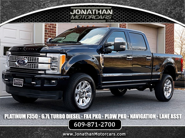Used 2019 Ford F-350 Super Duty Platinum 6.7L Power Stroke Diesel | Edgewater Park, NJ