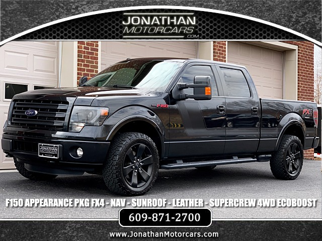 Used 2014 Ford F-150 FX4 Appearance Package   Edgewater Park, NJ