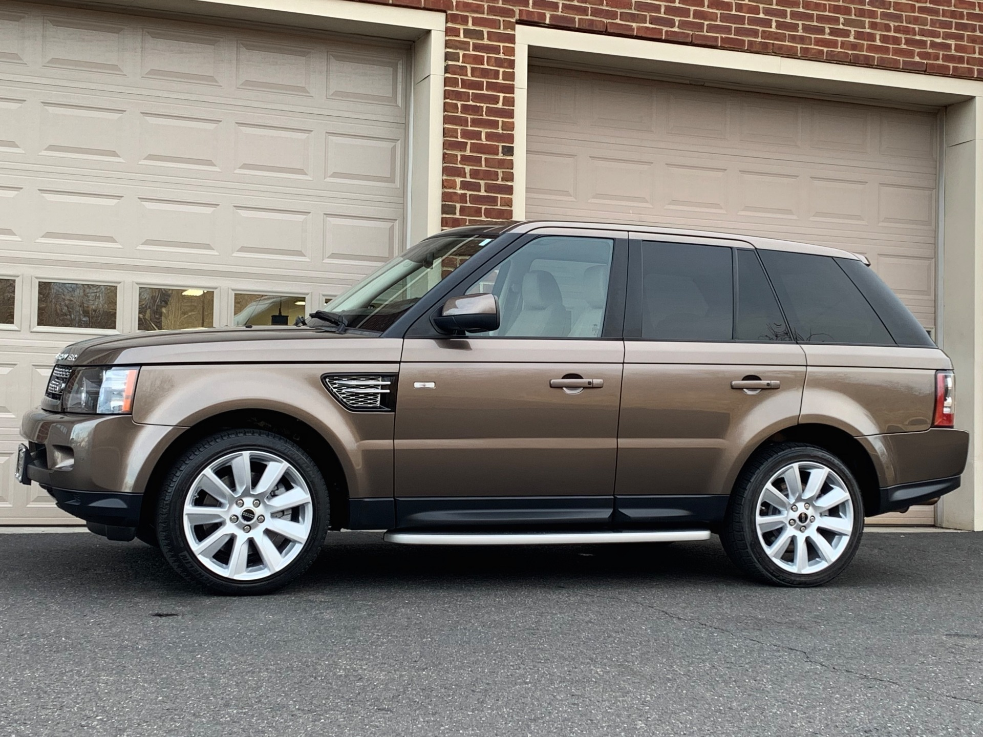 2013 Land Rover Range Rover Sport Hse Lux Stock 769536