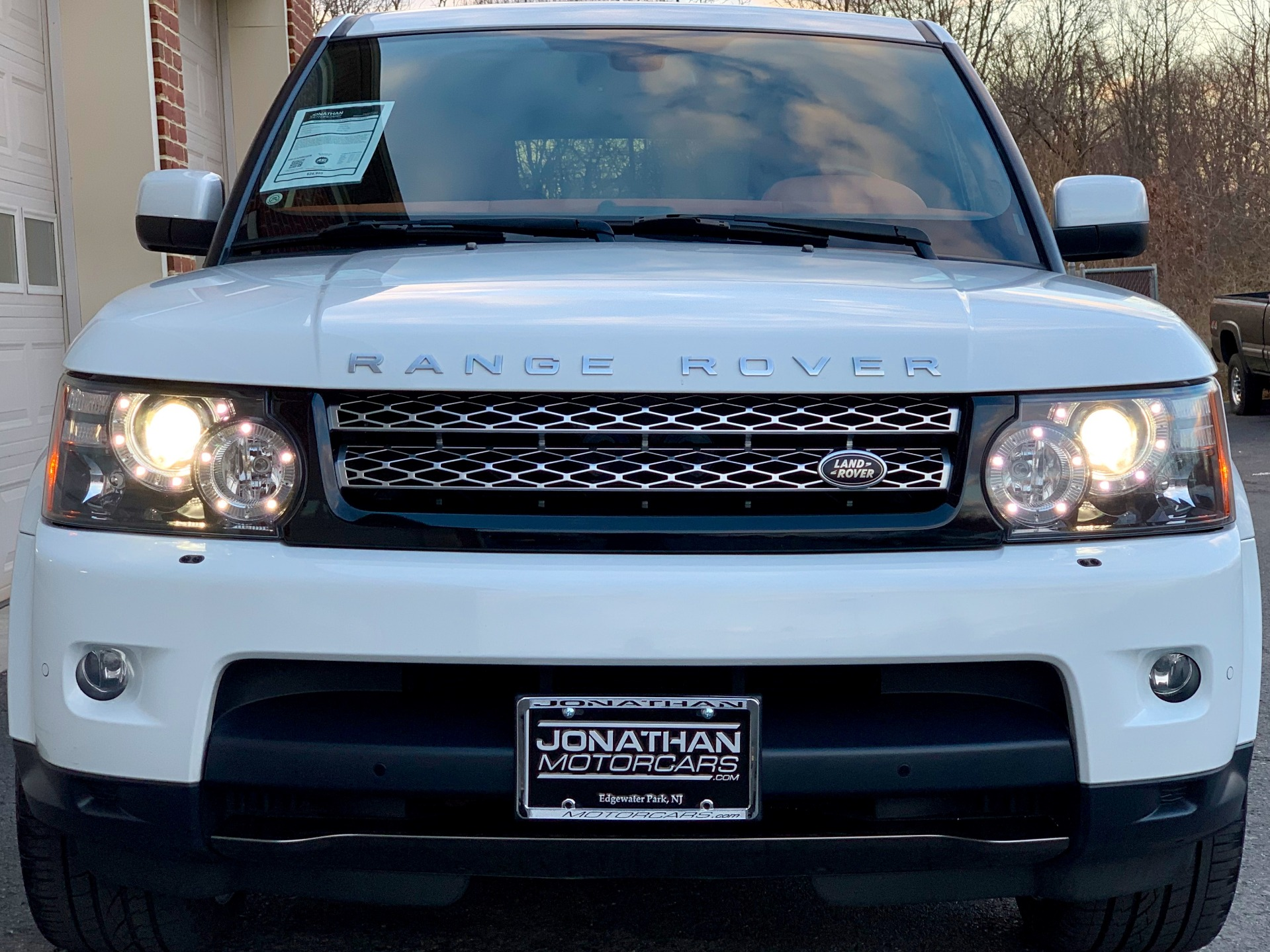 2012 Land Rover Range Rover Sport Hse Lux Stock 758718