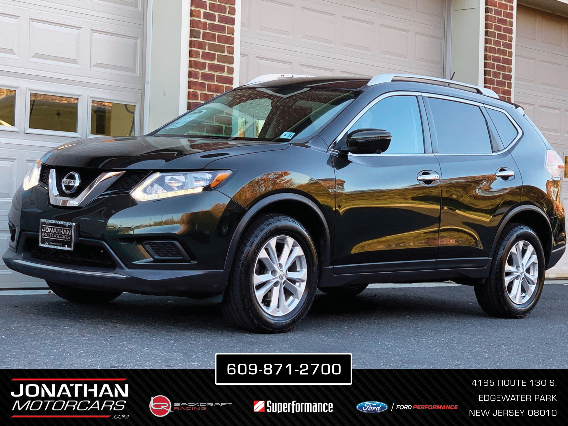 Used 2016 Nissan Rogue SV AWD Premium | Edgewater Park, NJ