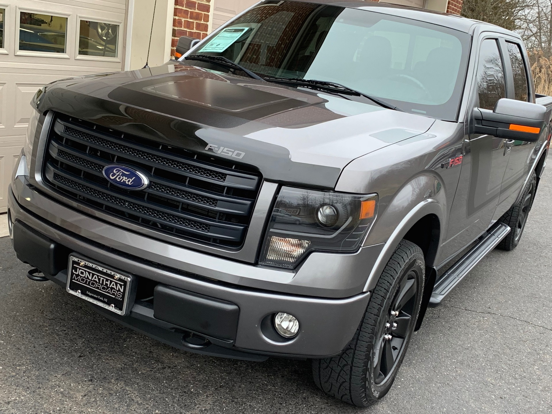 2014 Ford F 150 Fx4 Appearance Package Stock C44611 For Sale Near Edgewater Park Nj Nj Ford Dealer