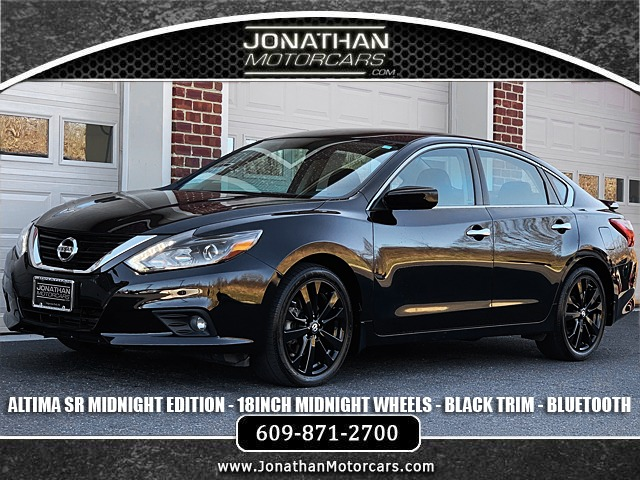 Used 2017 Nissan Altima 2.5 SR Midnight Edition | Edgewater Park, NJ