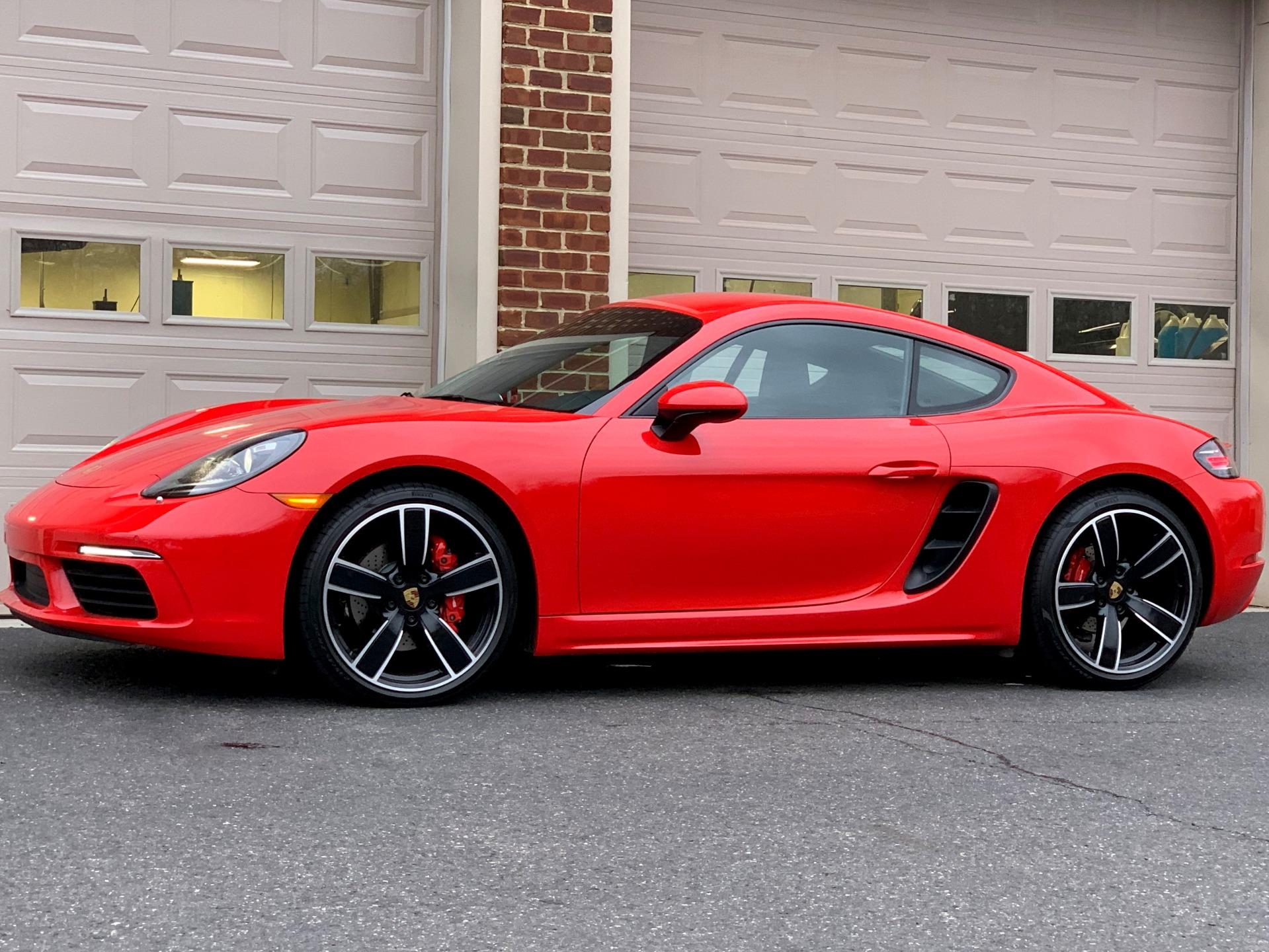 Used-2017-Porsche-718-Cayman-S
