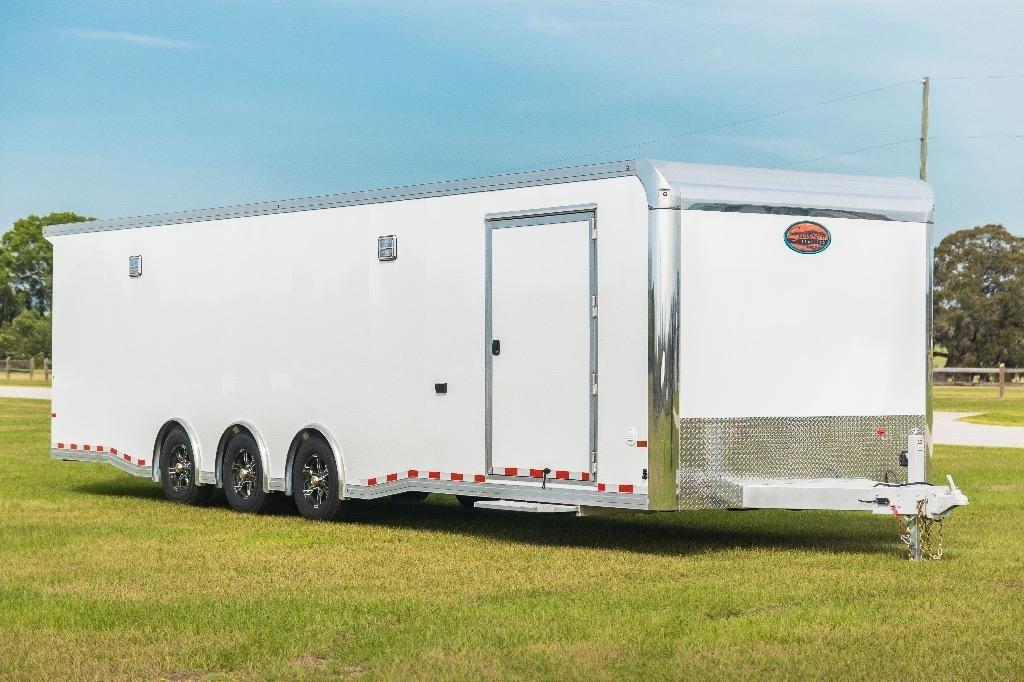 New 2019 Sundowner 32' Enclosed Race Car Trailer | Edgewater Park, NJ