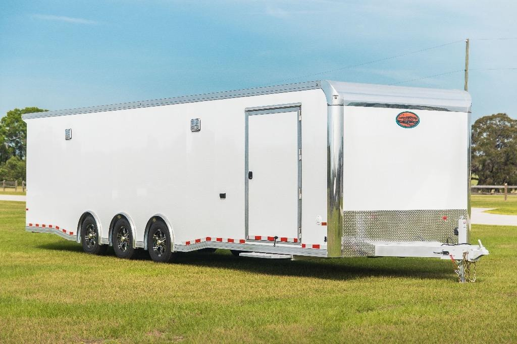 New 2019 Sundowner 32' Enclosed Race Car Trailer | Edgewater Park, NJ