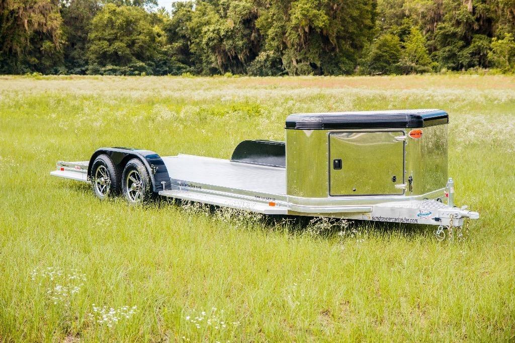 New 2019 Sundowner 22' Ultra Car Hauler | Edgewater Park, NJ