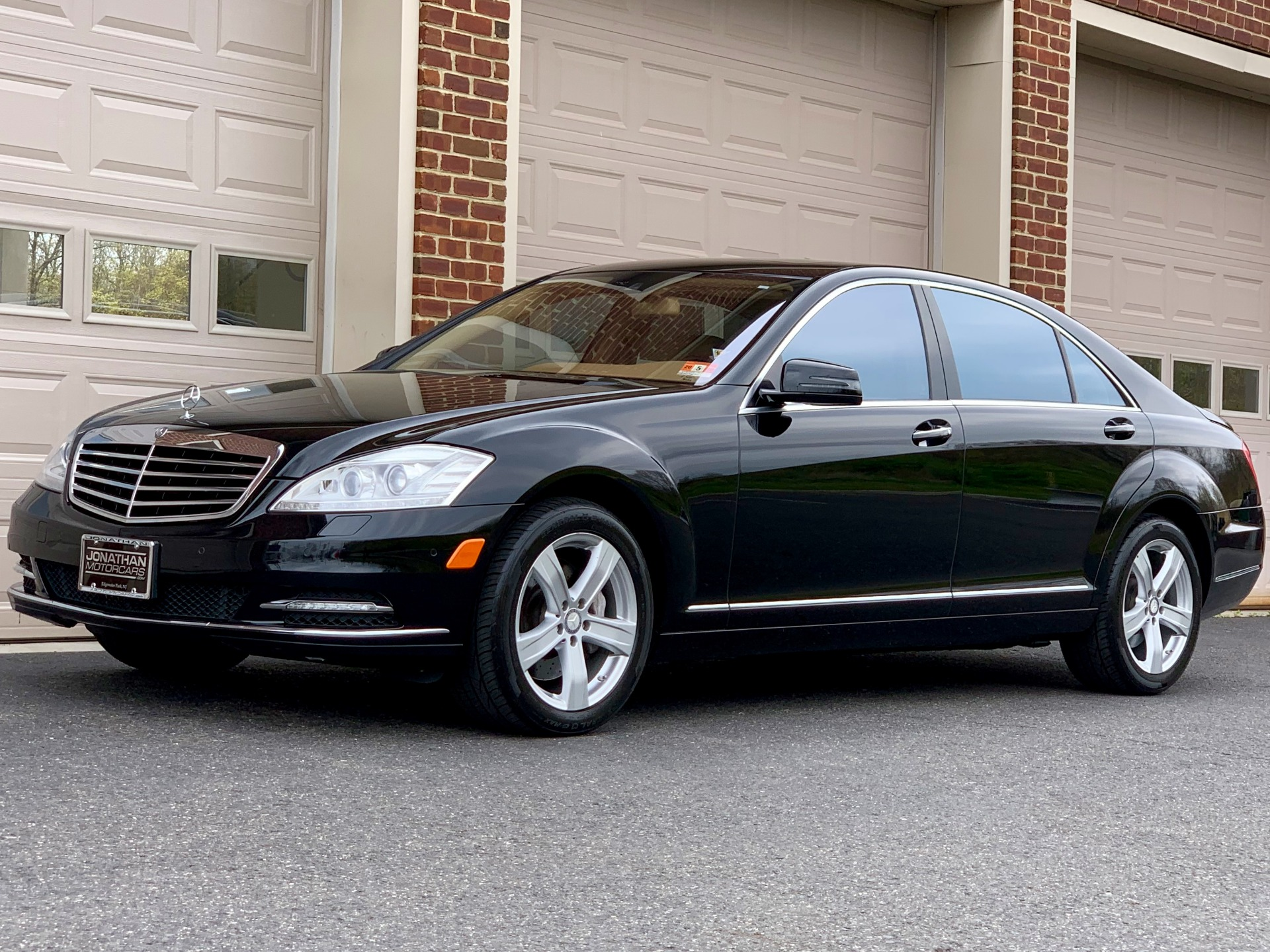 2011 Mercedes-Benz S-Class S 550 4MATIC Stock # 366415 for ...