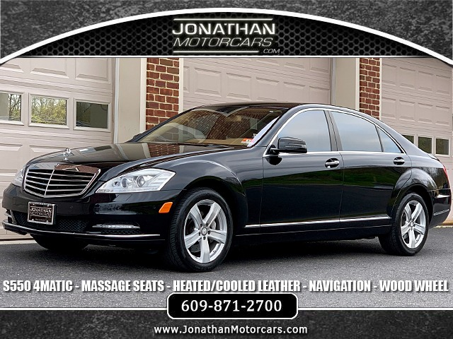 Used 2011 Mercedes-Benz S-Class S 550 4MATIC | Edgewater Park, NJ