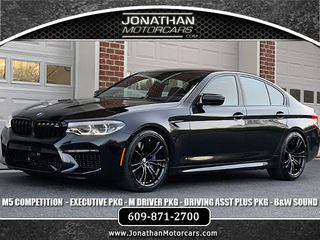 Used 2019 BMW M5 Competition | Edgewater Park, NJ