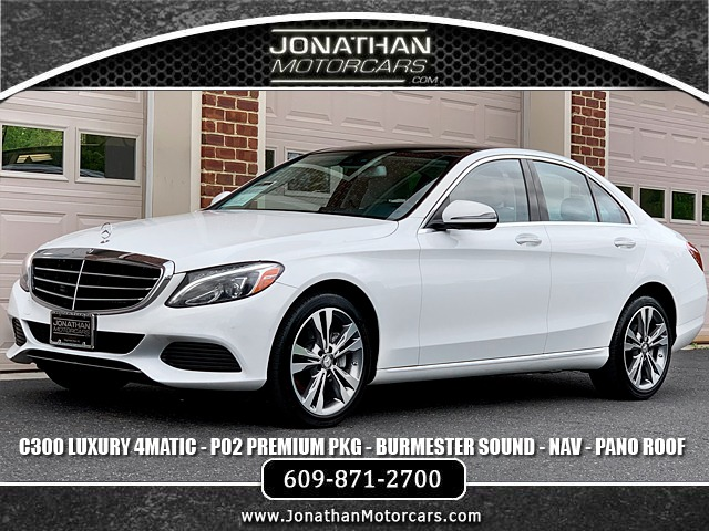 Used-2016-Mercedes-Benz-C-Class-C-300-Luxury-4MATIC