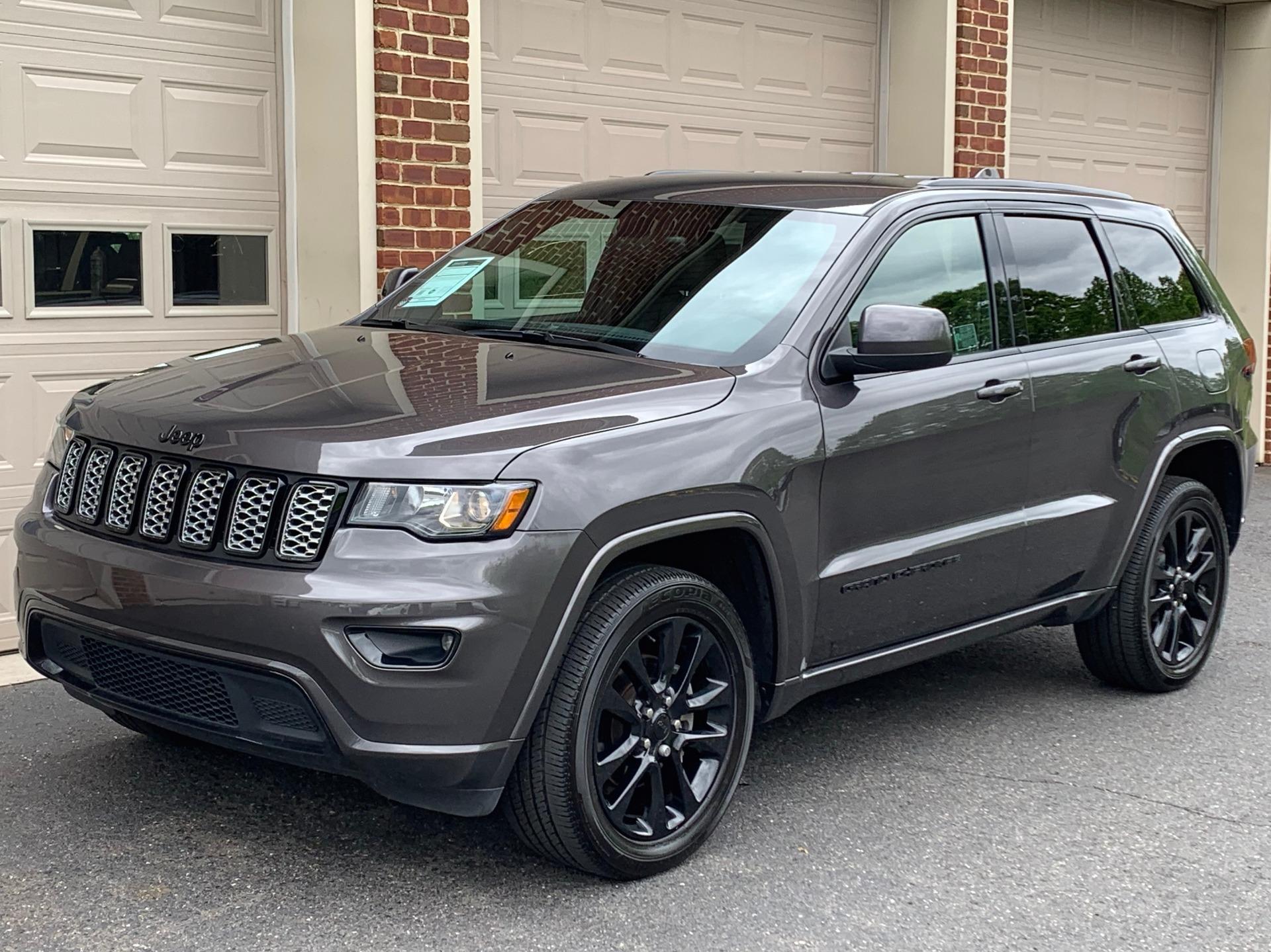 2018 Jeep Grand Cherokee Altitude Stock # 118469 for sale ...