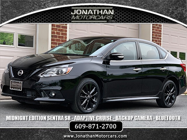 Used 2018 Nissan Sentra SR Midnight Edition | Edgewater Park, NJ