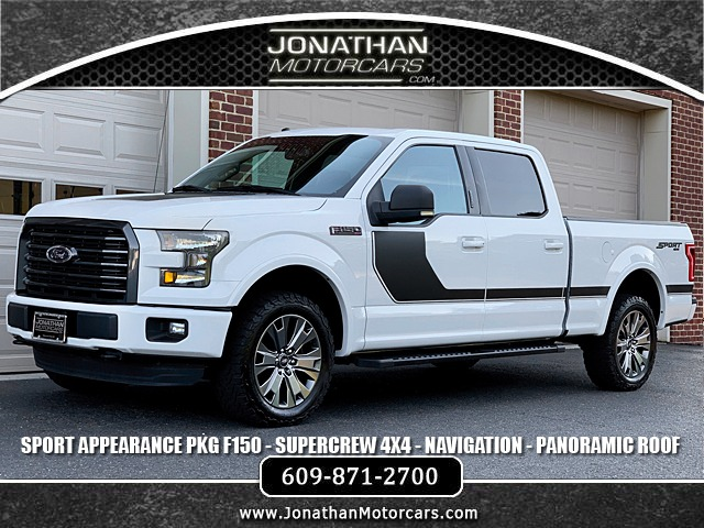 Used 2016 Ford F-150 XLT Sport Appearance Package | Edgewater Park, NJ