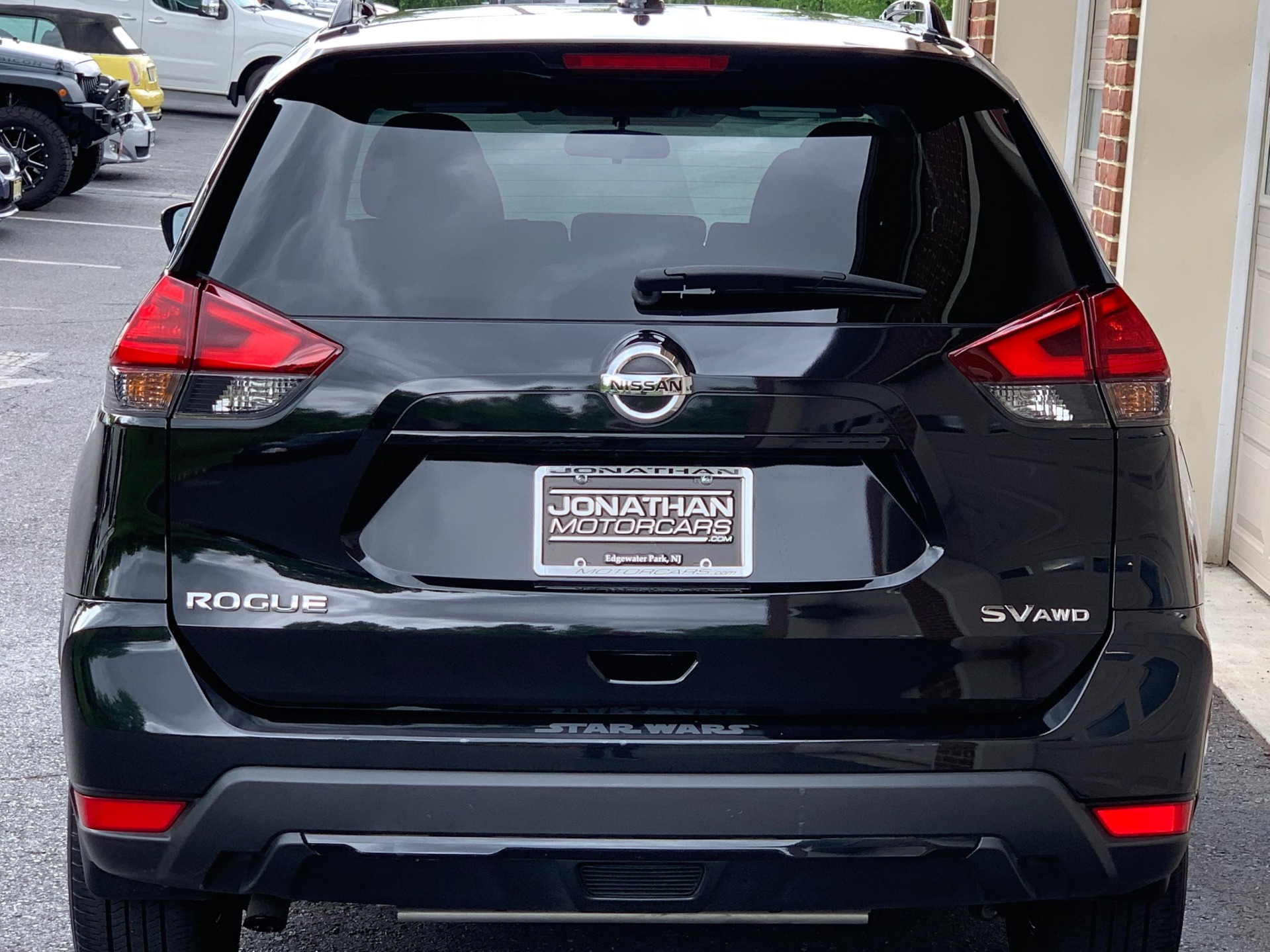 Used-2017-Nissan-Rogue-SV-Star-Wars-Edition