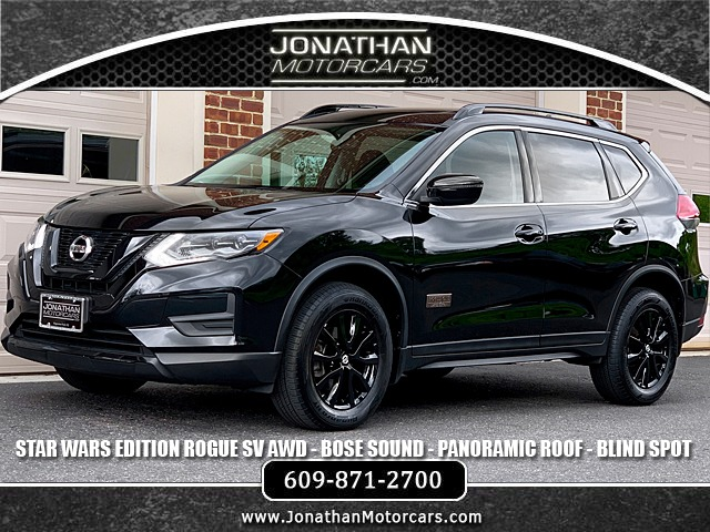 Used 2017 Nissan Rogue SV Star Wars Edition | Edgewater Park, NJ