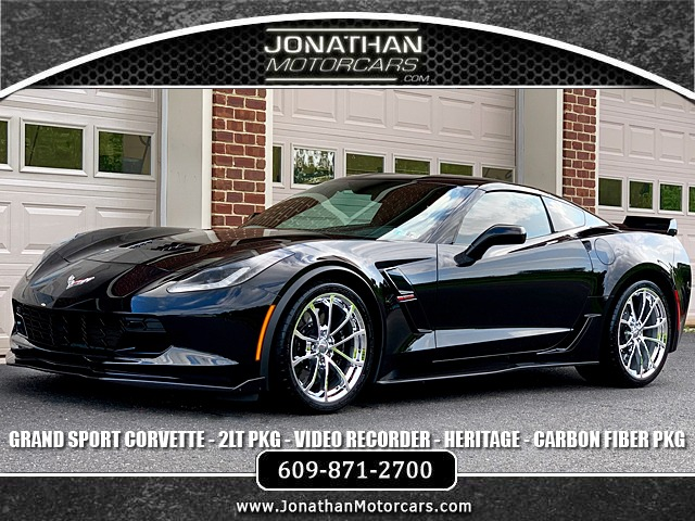 Used 2017 Chevrolet Corvette Grand Sport 2LT Heritage | Edgewater Park, NJ