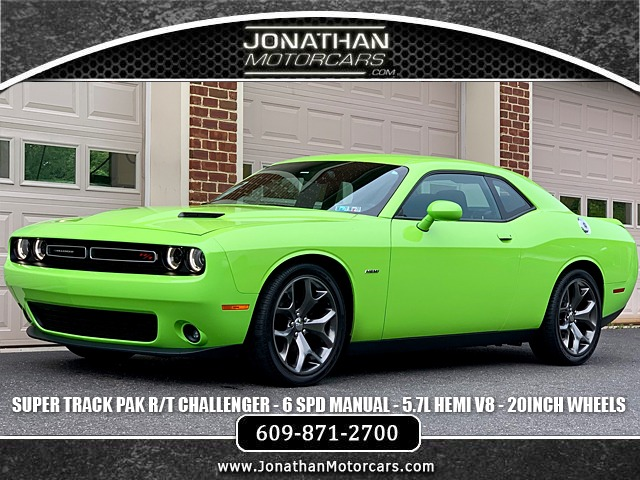 Used 2015 Dodge Challenger R/T Super Track Pak | Edgewater Park, NJ