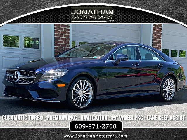 Used 2015 Mercedes-Benz CLS CLS 400 4MATIC Premium | Edgewater Park, NJ