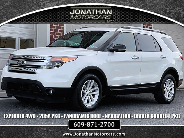 2012 Ford Explorer Xlt Stock A89918 For Sale Near Edgewater Park Nj Nj Ford Dealer