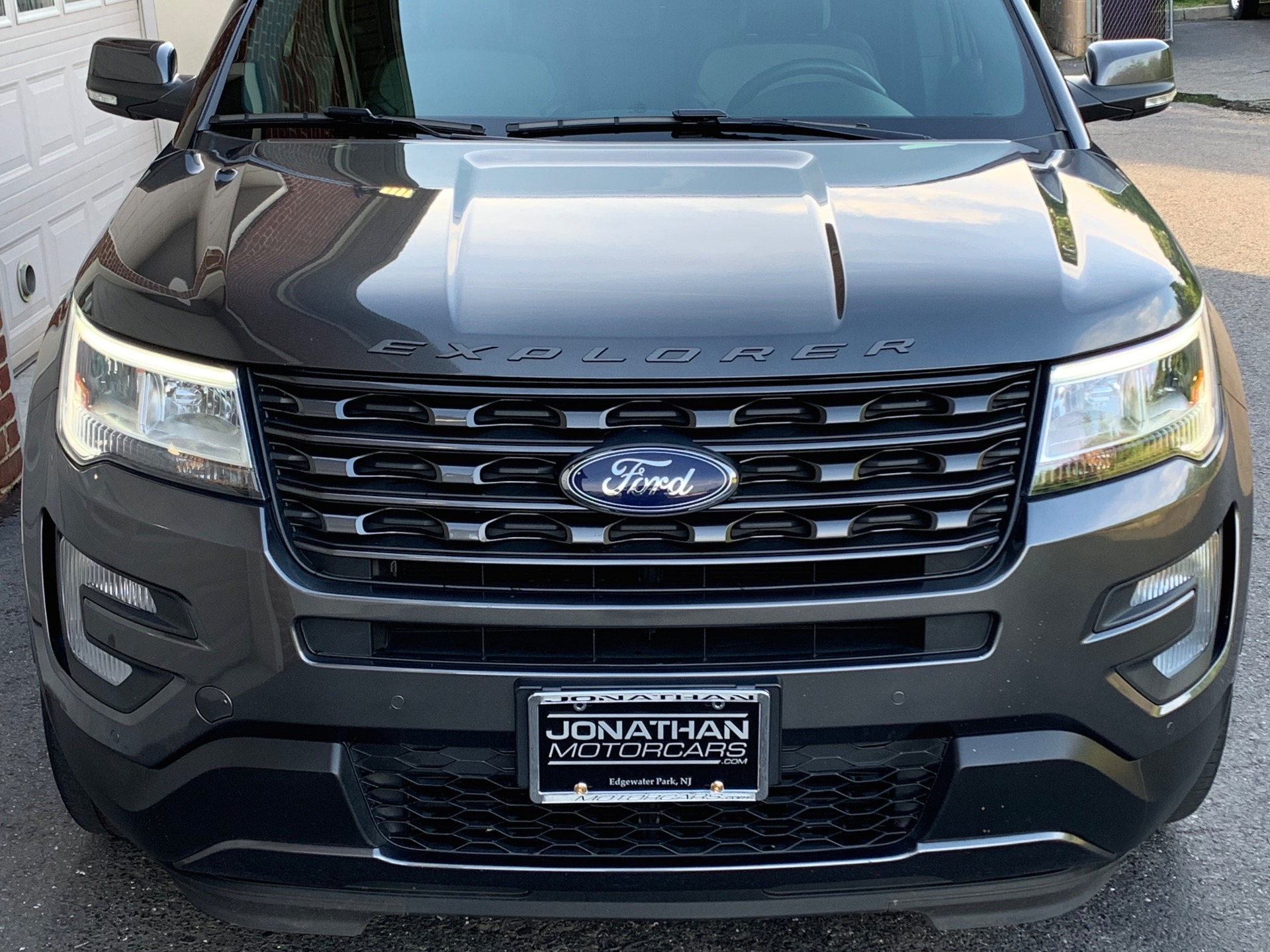 2017 Ford Explorer Xlt Sport Appearance Stock A40094 For