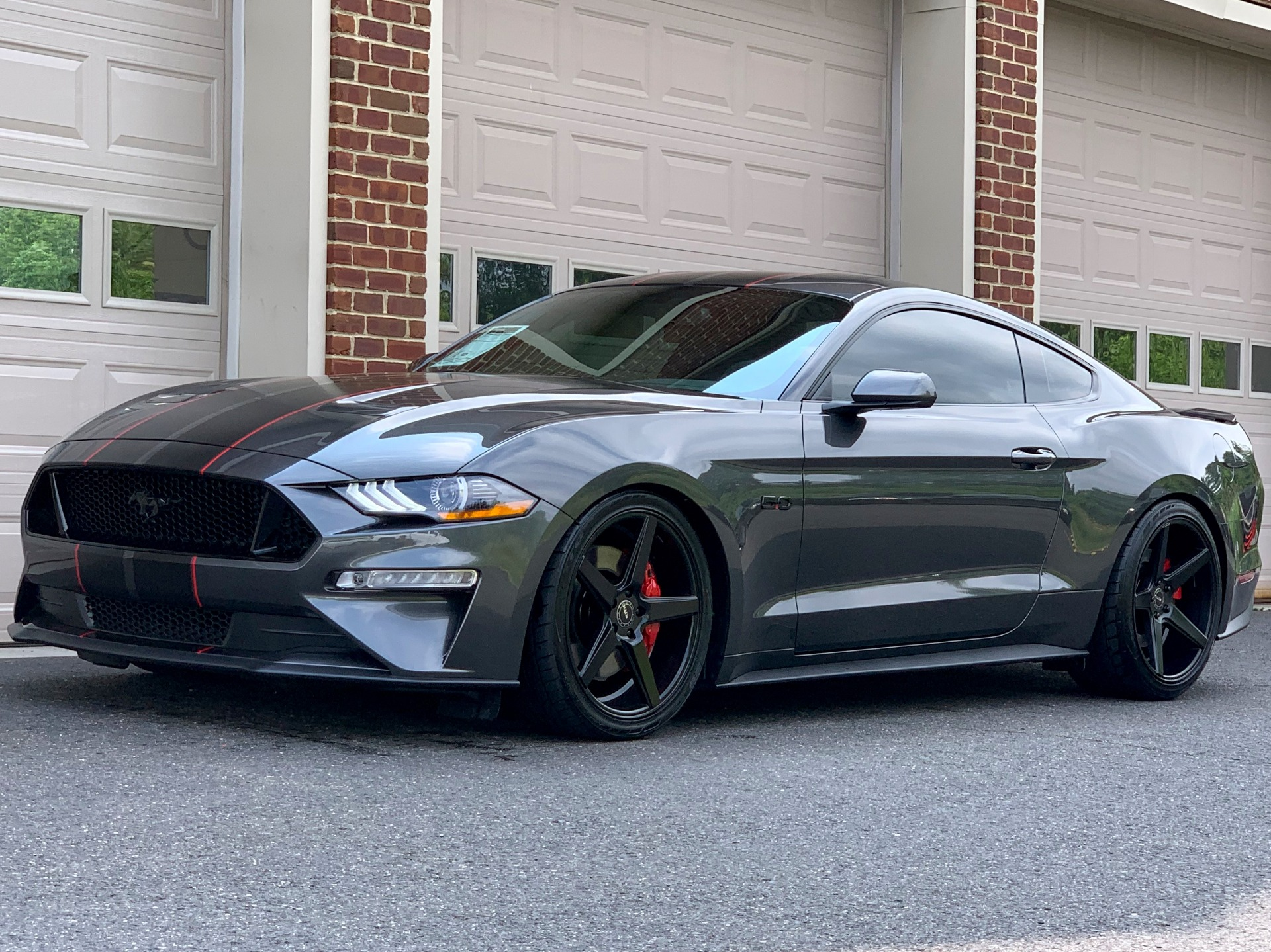 Ford Dealers Nj >> 2019 Ford Mustang GT Coupe Whipple Supercharged Stock ...