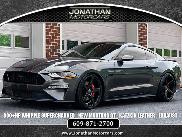Used 2019 Ford Mustang GT Coupe Whipple Supercharged | Edgewater Park, NJ