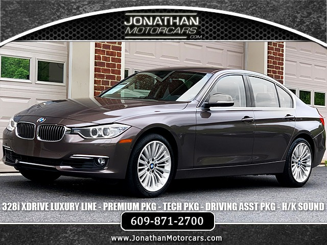 Used 2015 BMW 3 Series 328i xDrive Luxury Line | Edgewater Park, NJ
