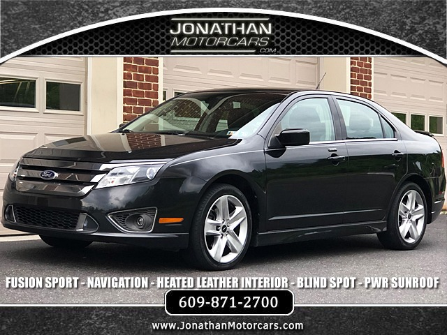 Used 2012 Ford Fusion Sport | Edgewater Park, NJ