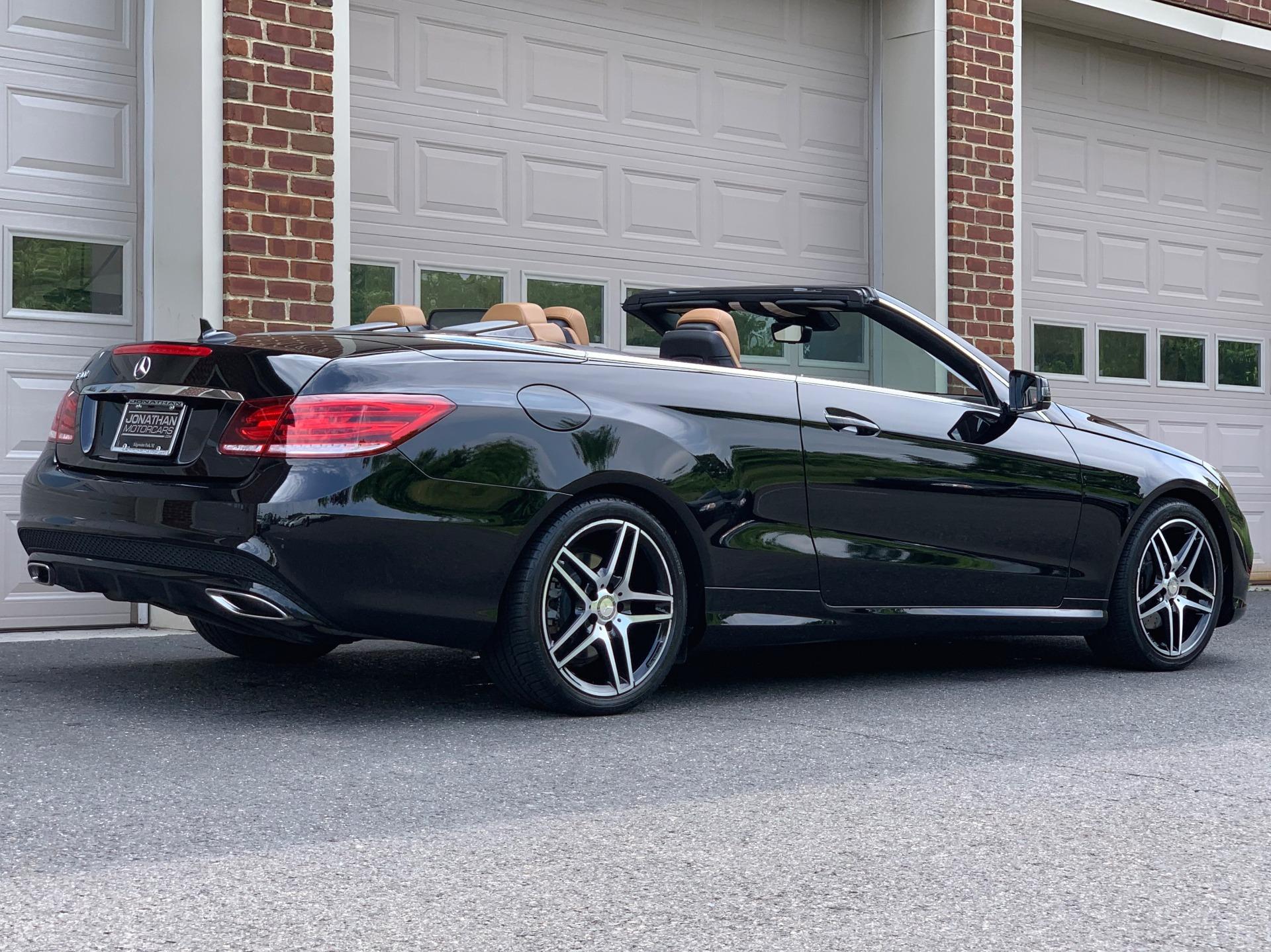 Used-2017-Mercedes-Benz-E-Class-E-400-Convertible-AMG-Sport