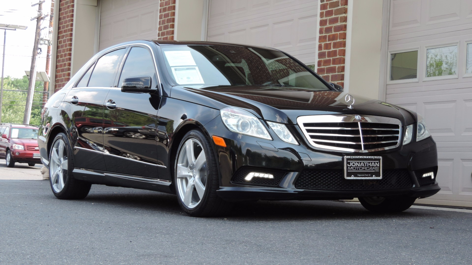 2011 Mercedes Benz E Class E350 Sedan 4matic Stock