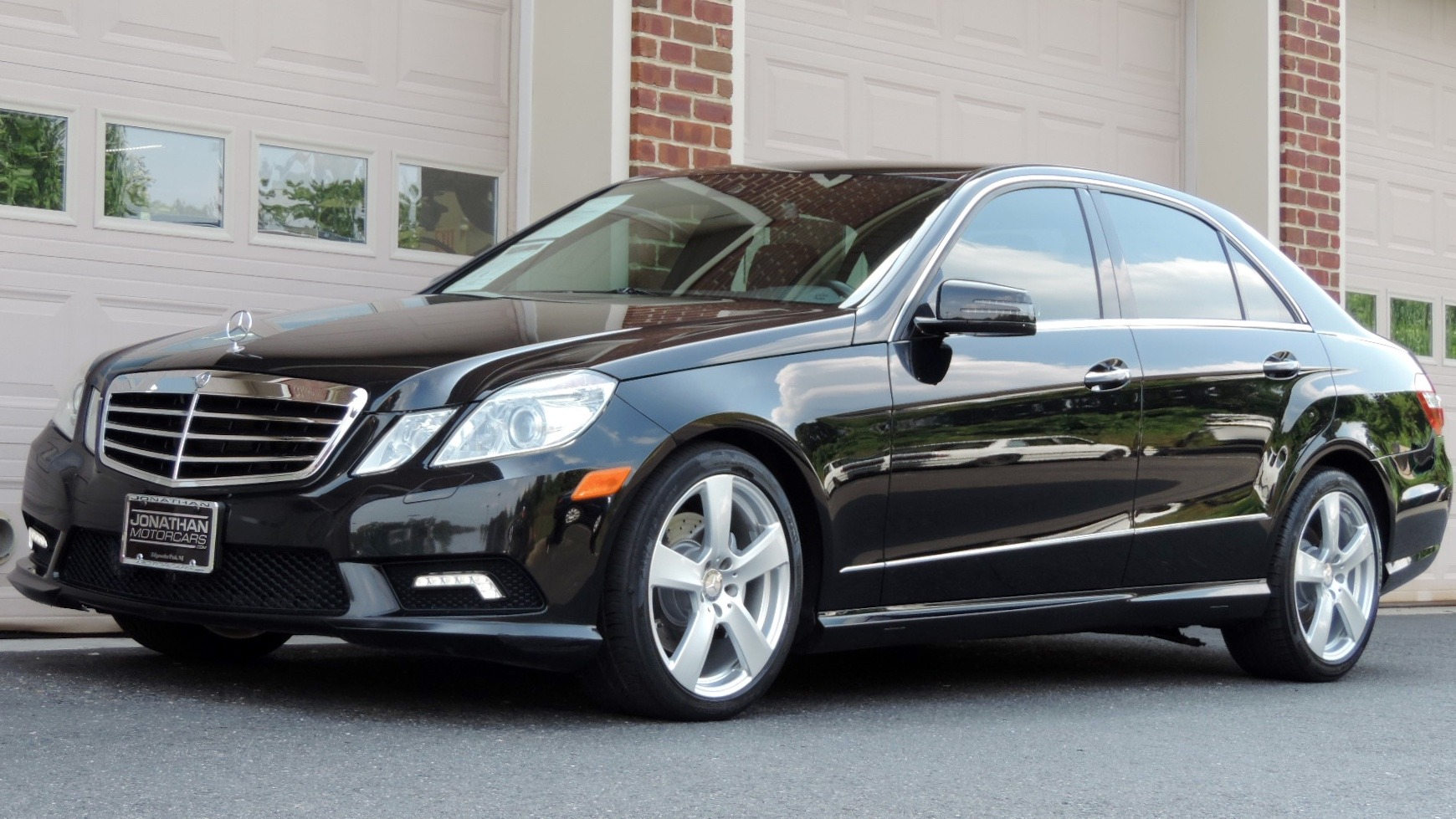 2011 mercedes benz e class e350 sedan 4matic stock for Schedule c service mercedes benz