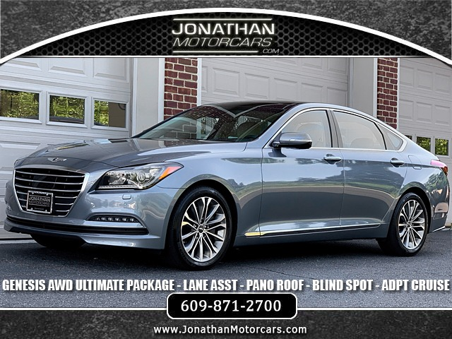 Used 2016 Hyundai Genesis 3.8L AWD Ultimate Package | Edgewater Park, NJ