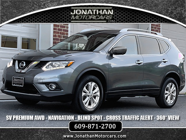 Used 2016 Nissan Rogue SV AWD Premium | Edgewater Park, NJ