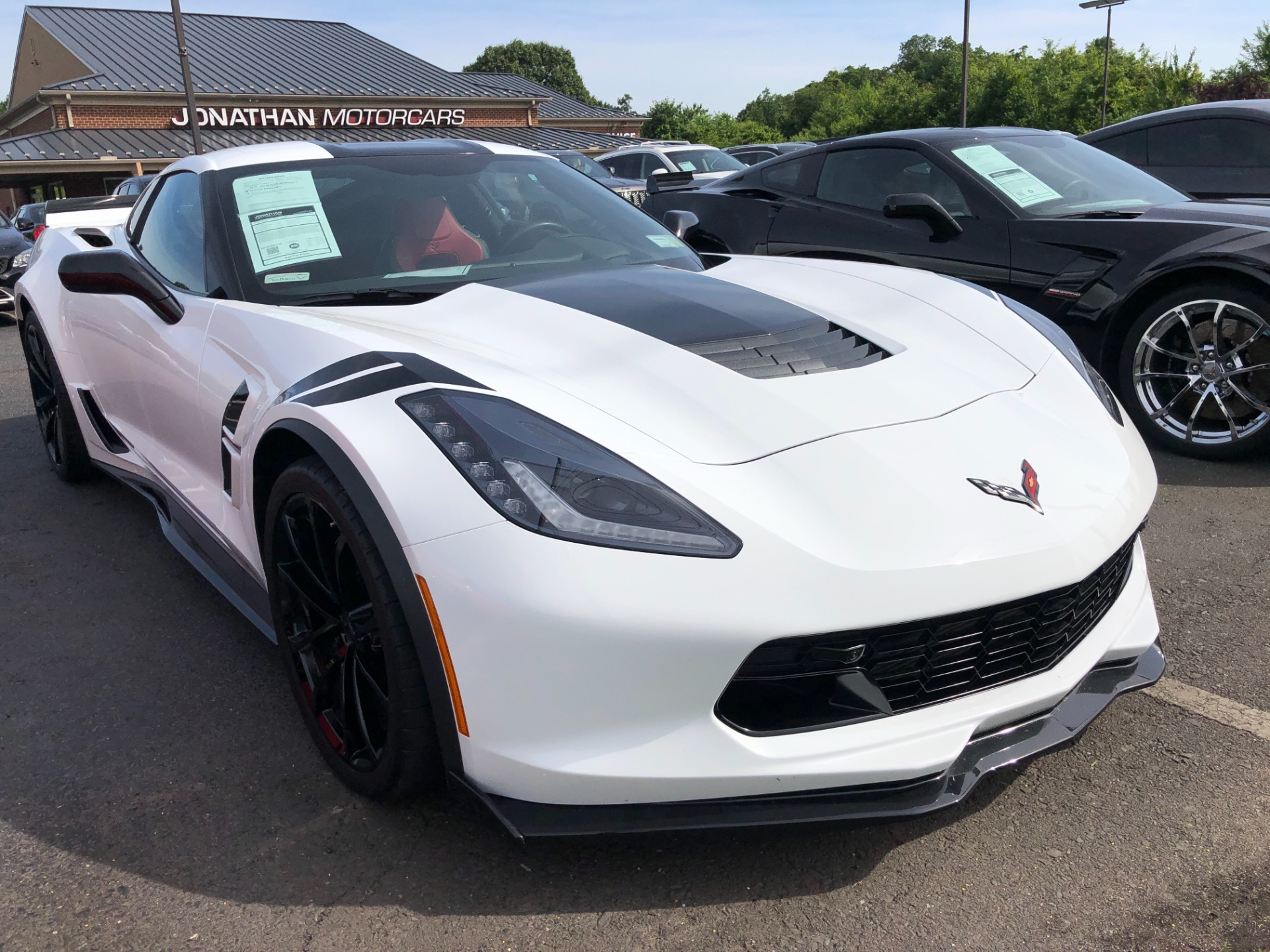 Used 2017 Chevrolet Corvette Grand Sport 2LT Preferred Equipment Group | Edgewater Park, NJ
