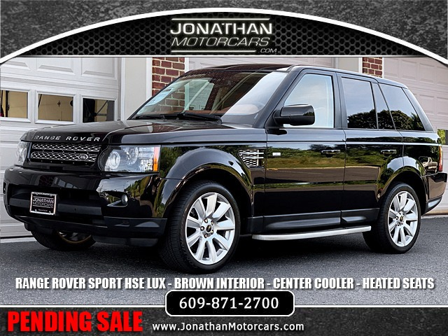 Used 2013 Land Rover Range Rover Sport HSE LUX | Edgewater Park, NJ
