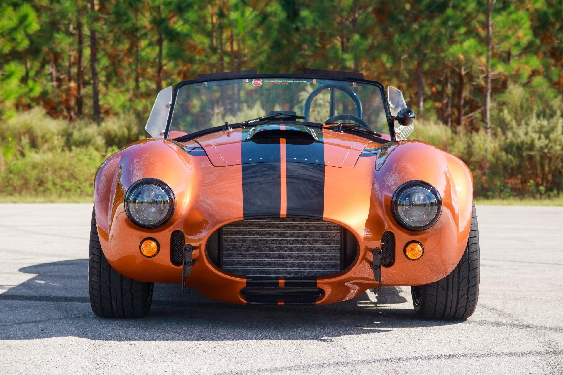 1965 Backdraft Racing Cobra Roadster Stock # MT1092 for sale