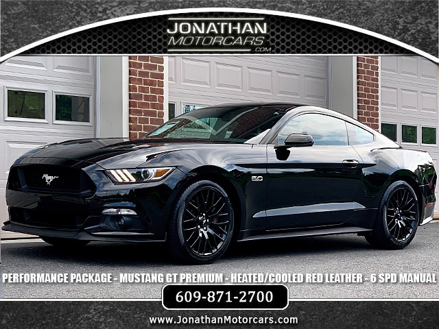 Used 2015 Ford Mustang GT Premium Performance Package | Edgewater Park, NJ