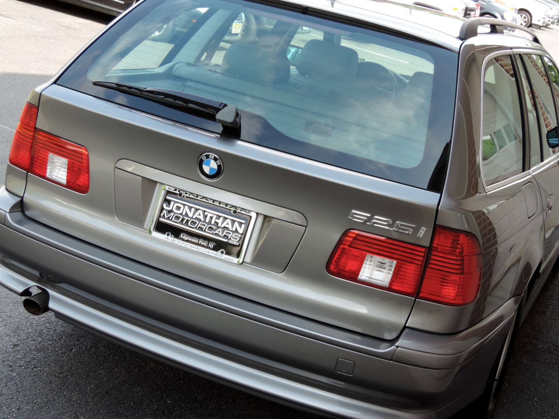 2002 Bmw 5 Series Sport Wagon 525i Stock D86631 For Sale