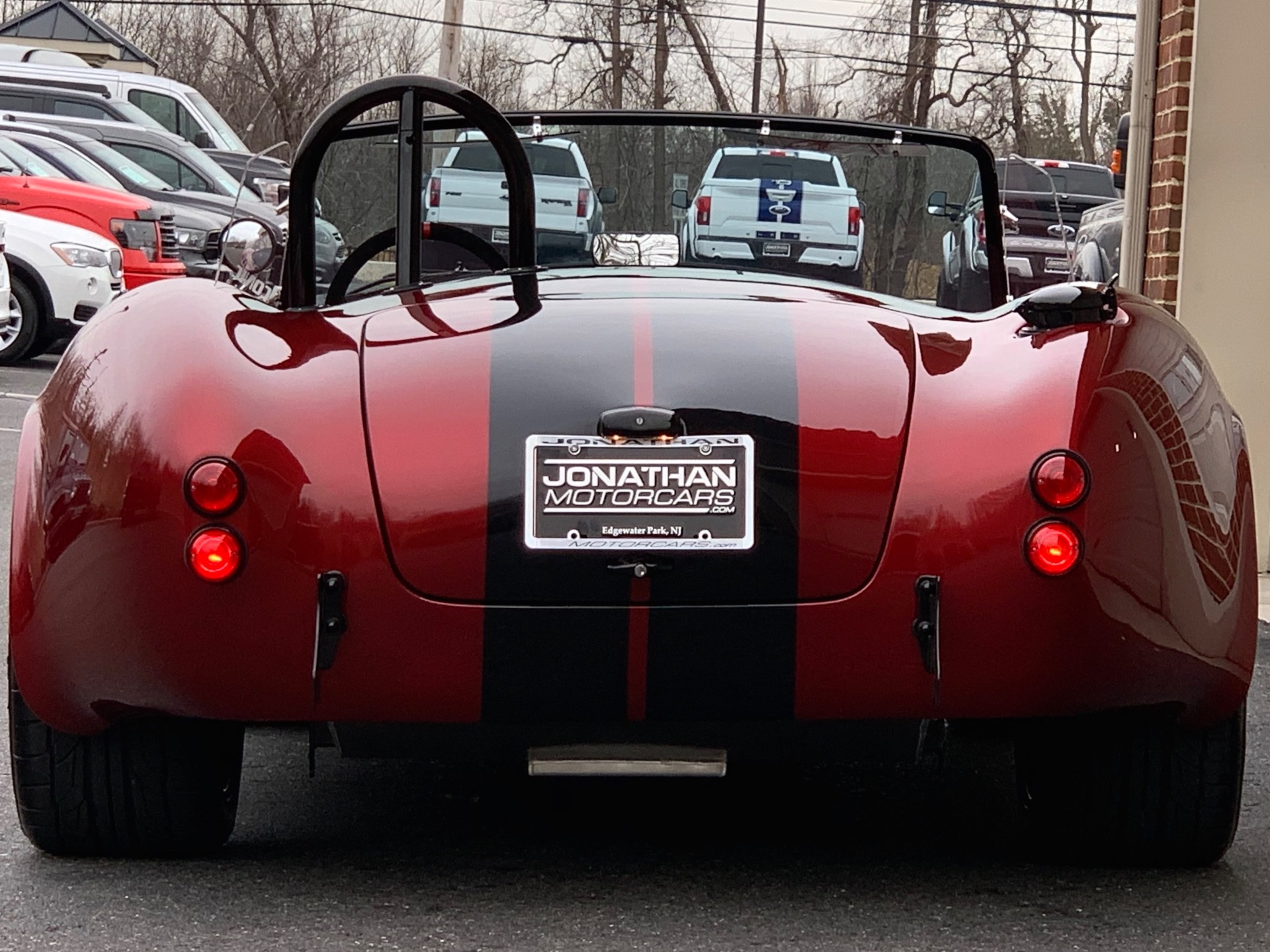 Used-1965-Backdraft-Racing-Roadster-Cobra