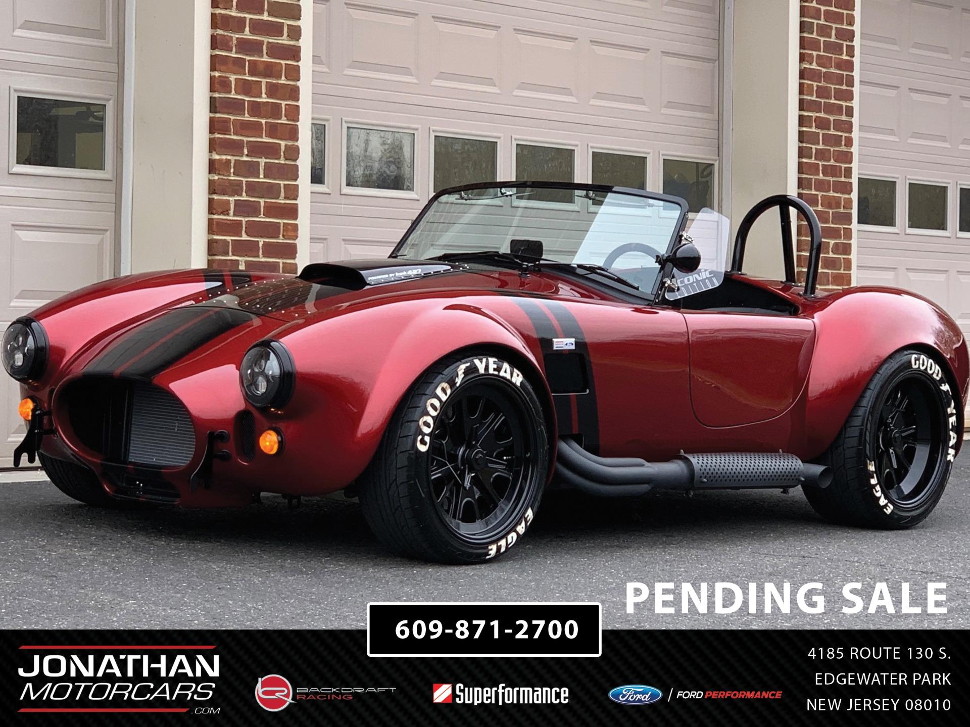 Used 1965 Backdraft Racing Cobra Roadster  | Edgewater Park, NJ
