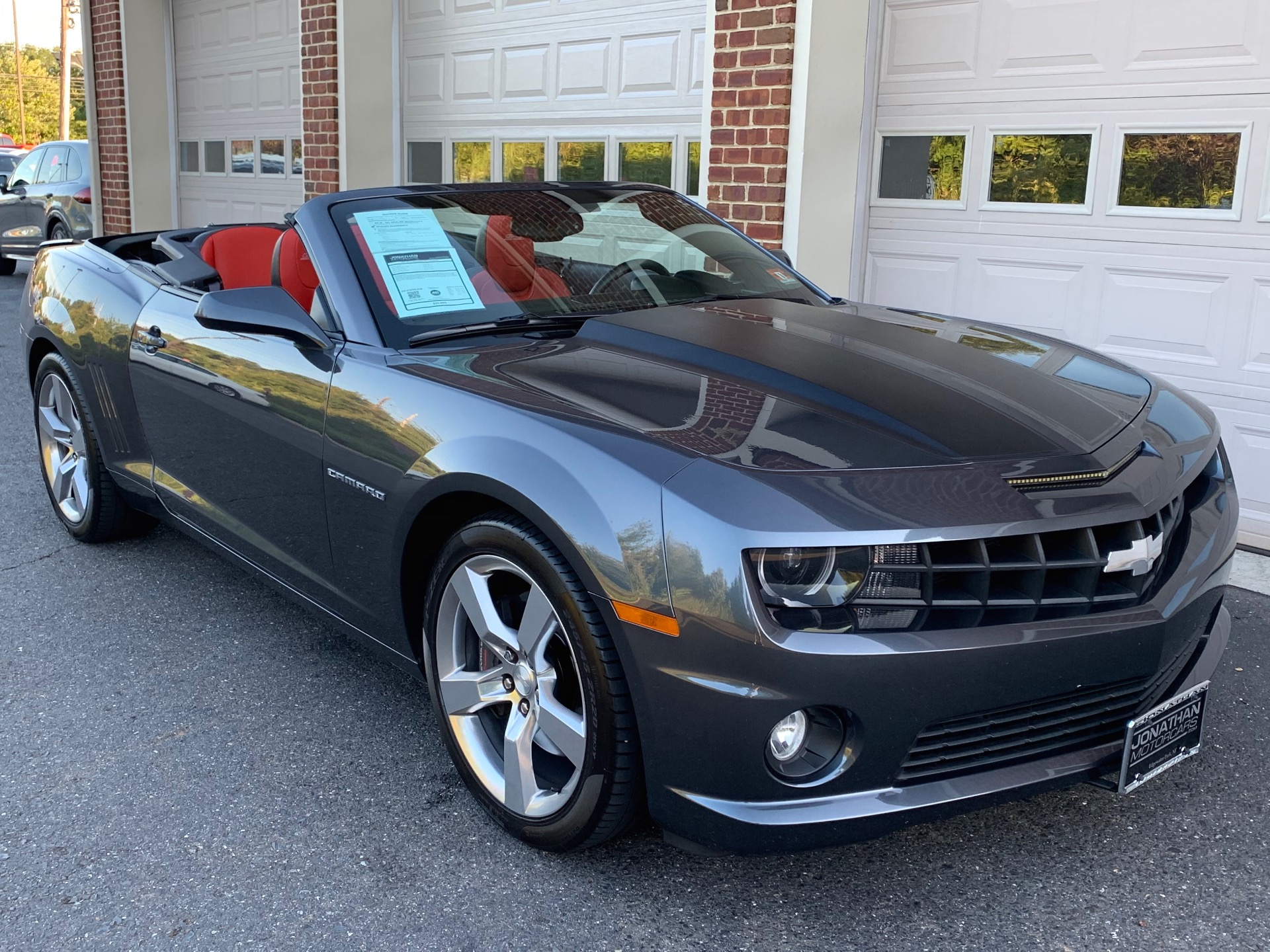 Used-2011-Chevrolet-Camaro-SS-RS-Convertible