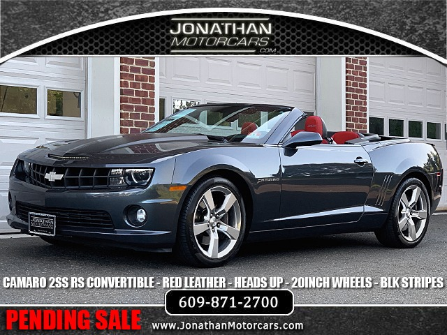 Used 2011 Chevrolet Camaro SS RS Convertible | Edgewater Park, NJ