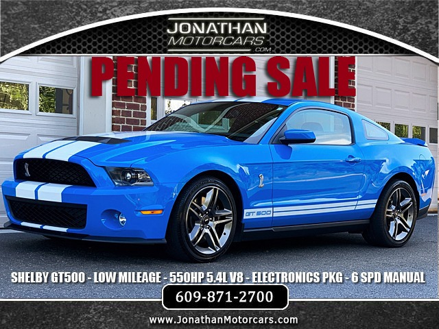 Used 2011 Ford Shelby GT500 Coupe | Edgewater Park, NJ