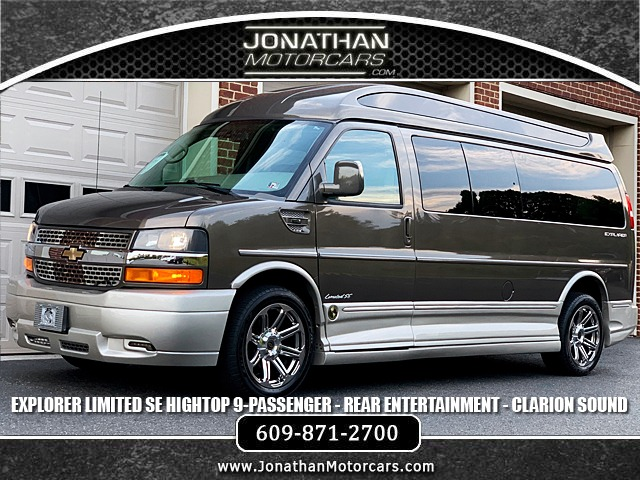Used 2015 Chevrolet Express Explorer 2500 Limited Se High Top Conversion | Edgewater Park, NJ