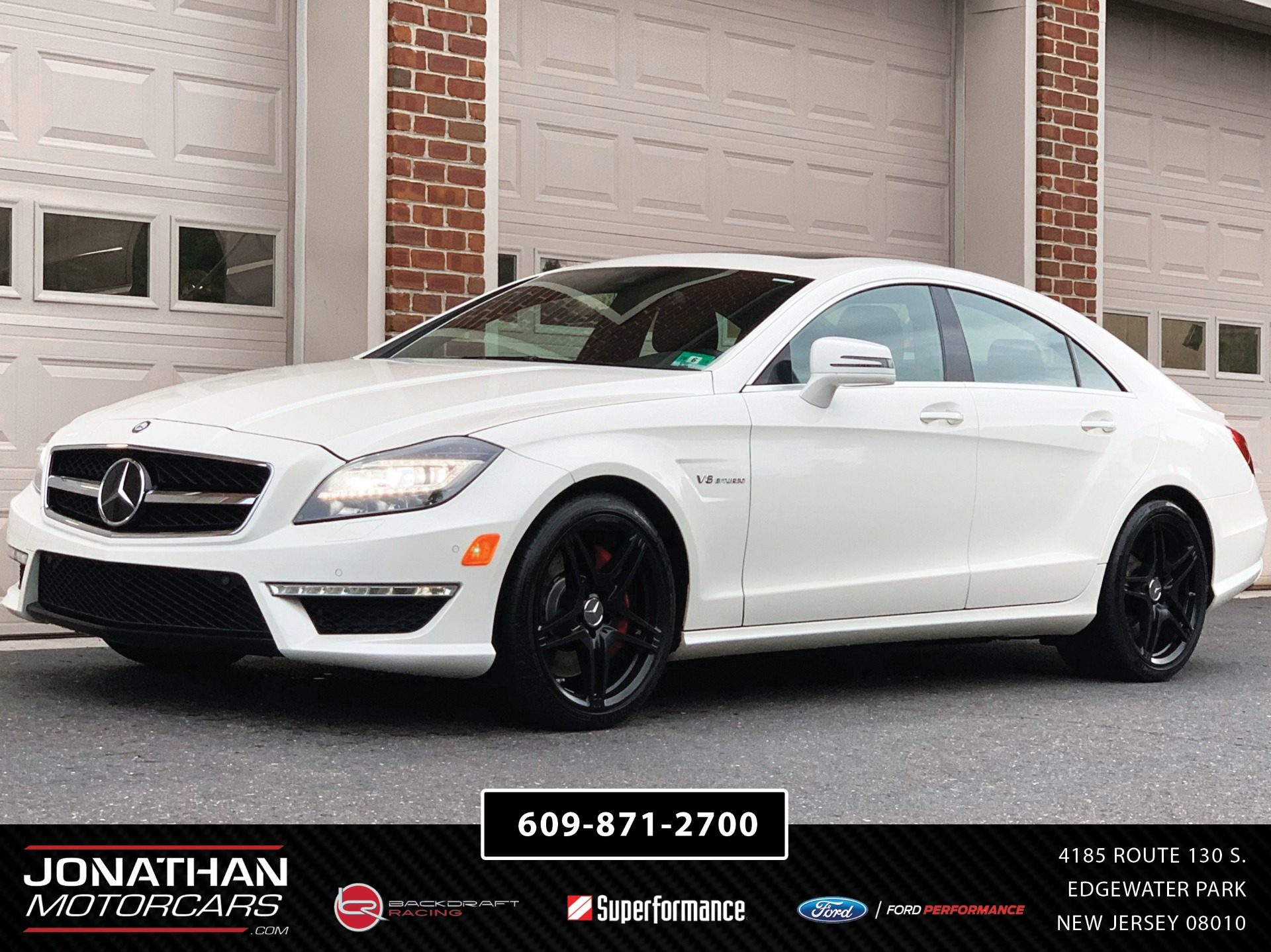 Used 2012 Mercedes-Benz CLS CLS 63 AMG Performance Pkg | Edgewater Park, NJ