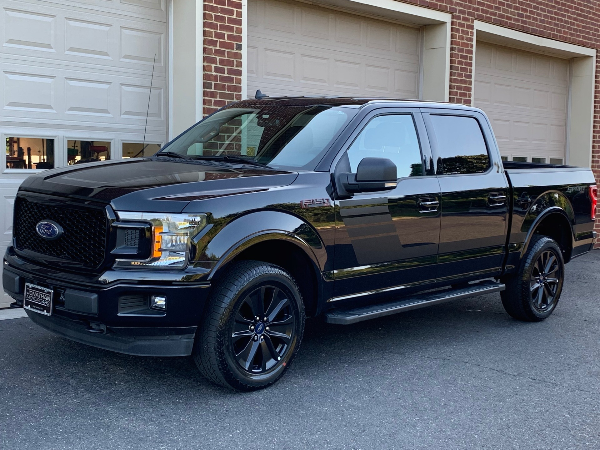 2019 Ford F 150 Xlt Special Edition Sport Stock B52446 For Sale Near Edgewater Park Nj Nj Ford Dealer