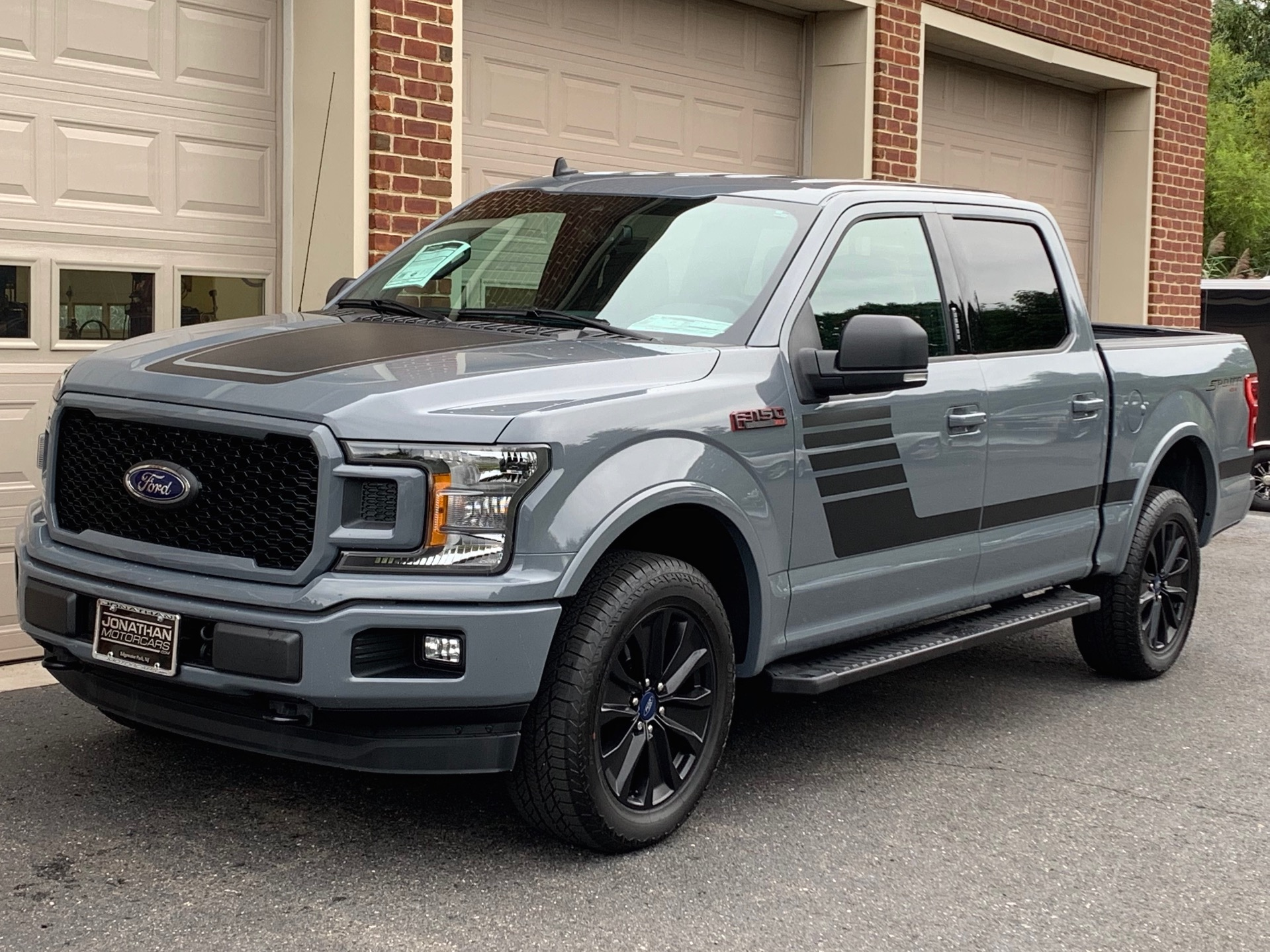 Ford Dealers In Nj >> 2019 Ford F-150 XLT Special Edition Sport Stock # B06114 ...